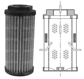 Всасывающий фильтр 80-160-2