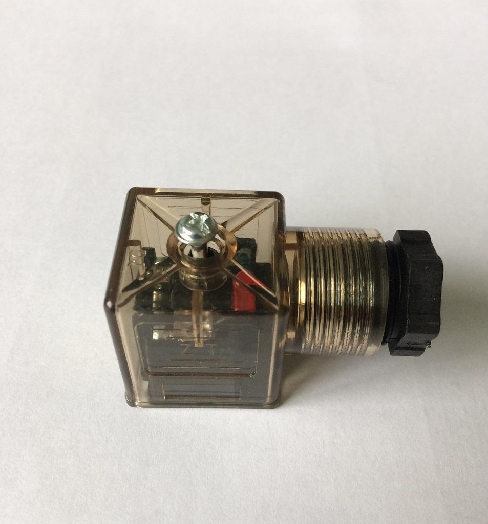 sp-667 электроразъем со встроенным светодиодом