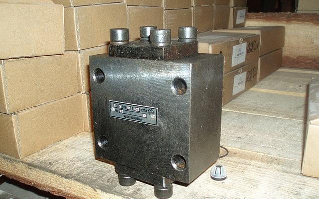 Гидрозамок Ф3КУ 80/32