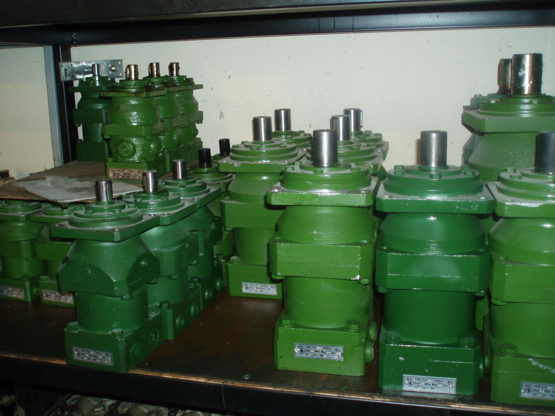 Гидромоторы типа Г15-25