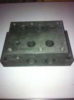 Плита Р203 (из стык. монтажа в трубн.) выход сбоку