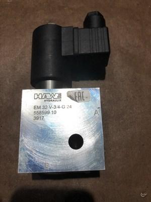 Клапаны HAWE EM32V-3/4-G24