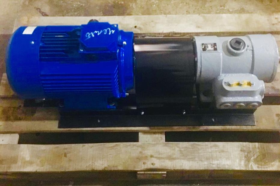 Насосный агрегат Н403 с электродвигателем