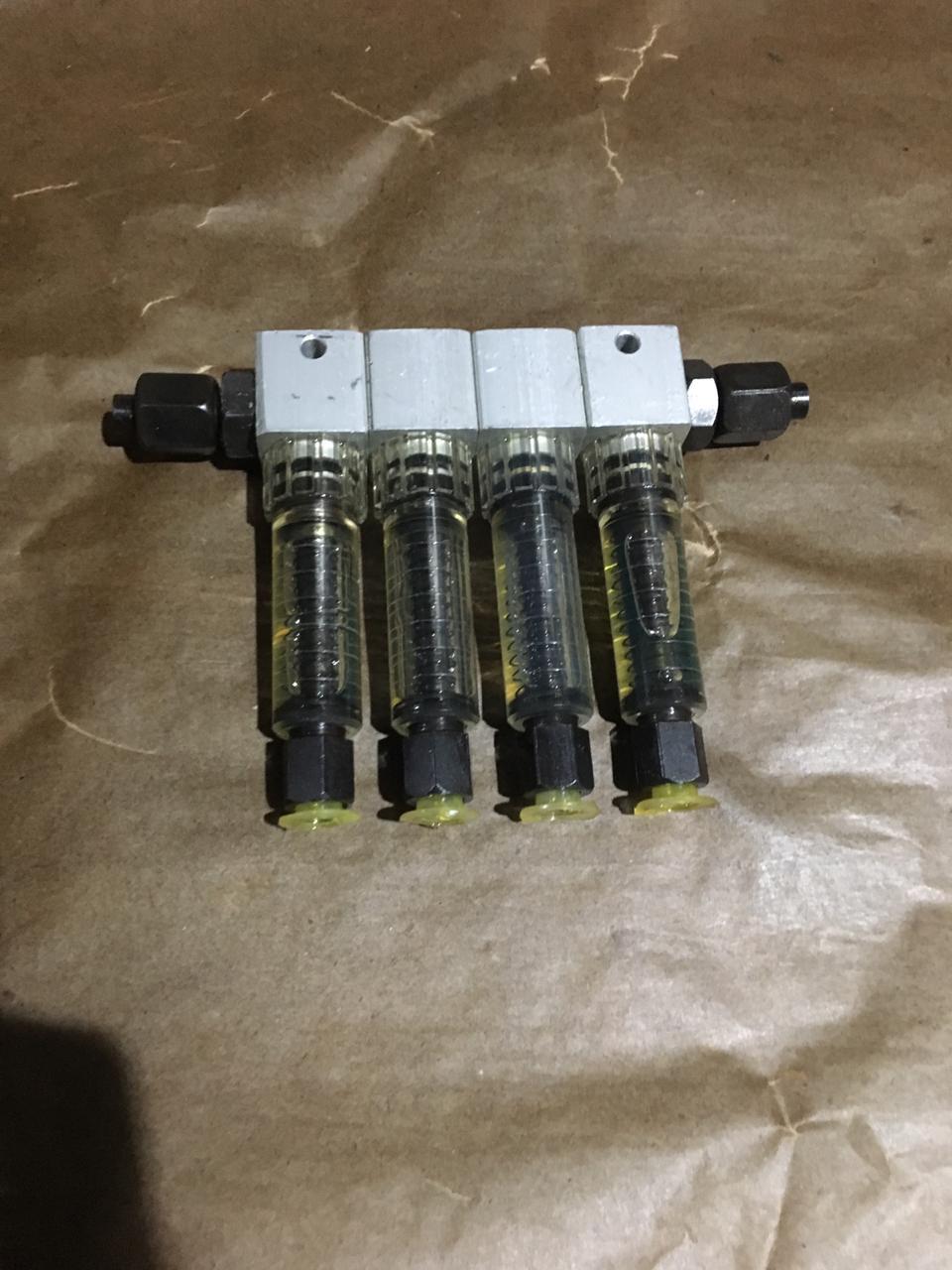 Блок дроссельный смазочный БДИ-4
